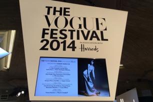 Harrods festival 2014